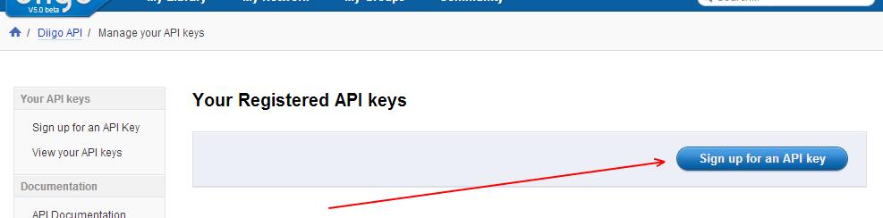 Get API Key