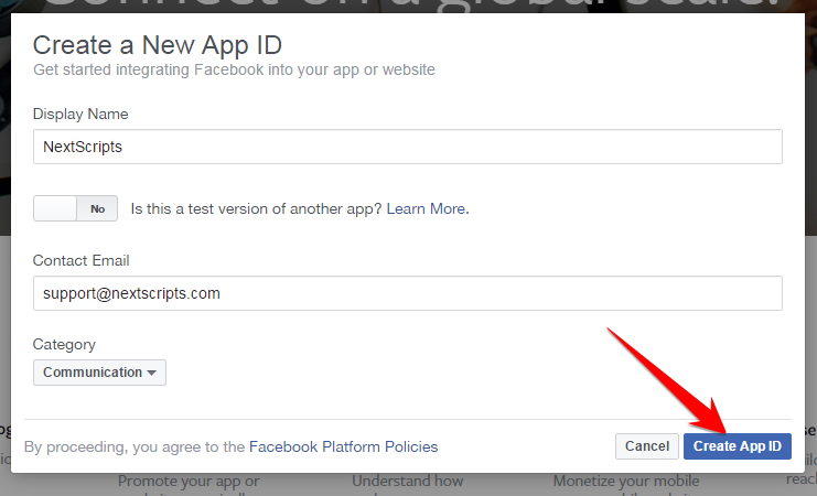 how to add products on facebook