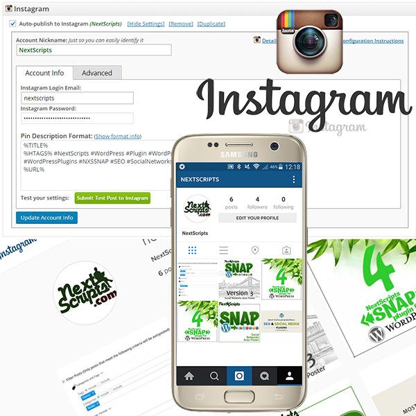 Autoposting to Instagram