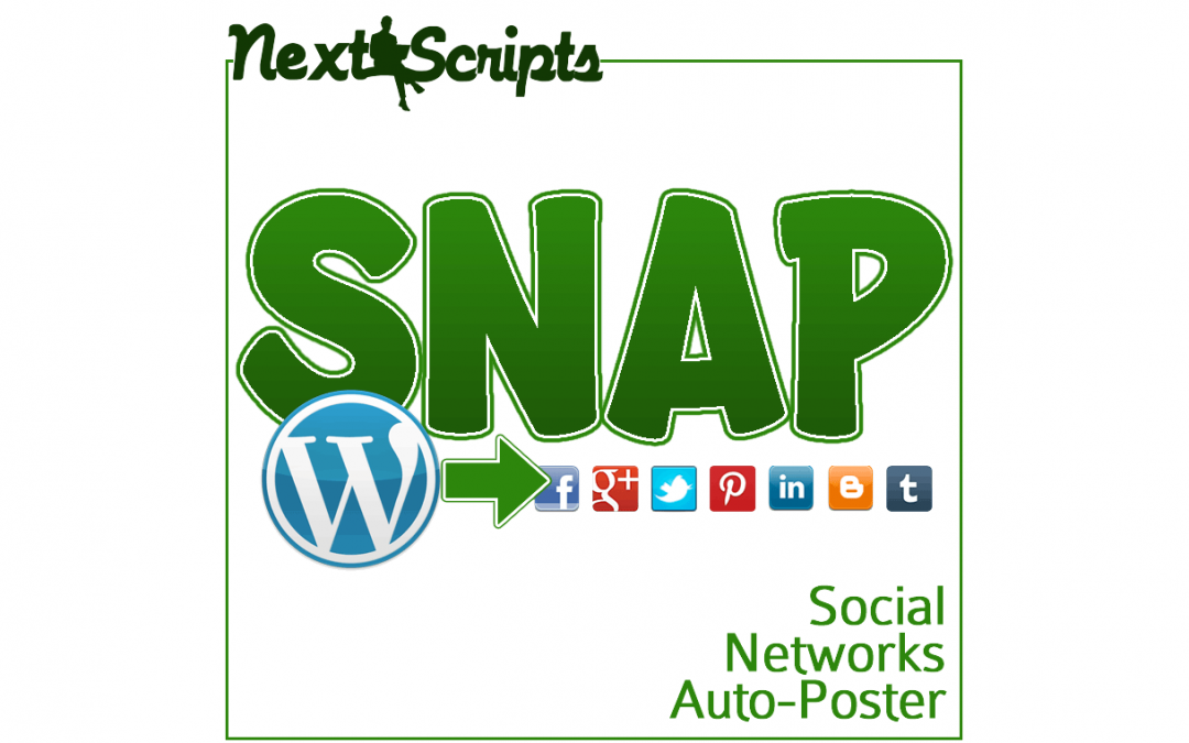 New Release: SNAP for WordPress Version 3.1.0
