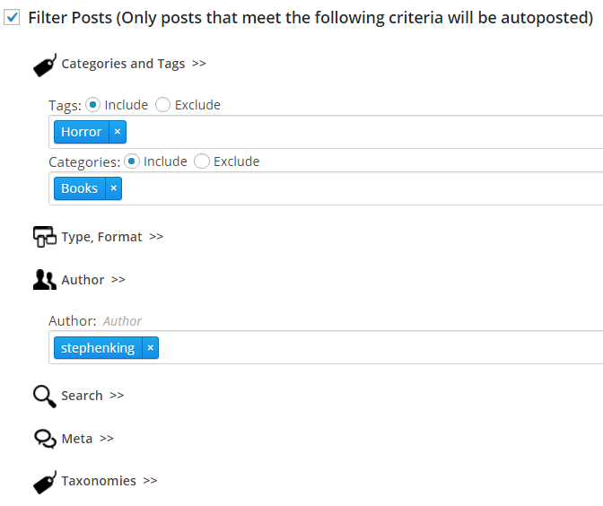 Upcoming Version 4 Features: Post Filters