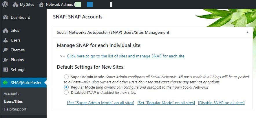 SNAP Pro - Unlimited Accounts